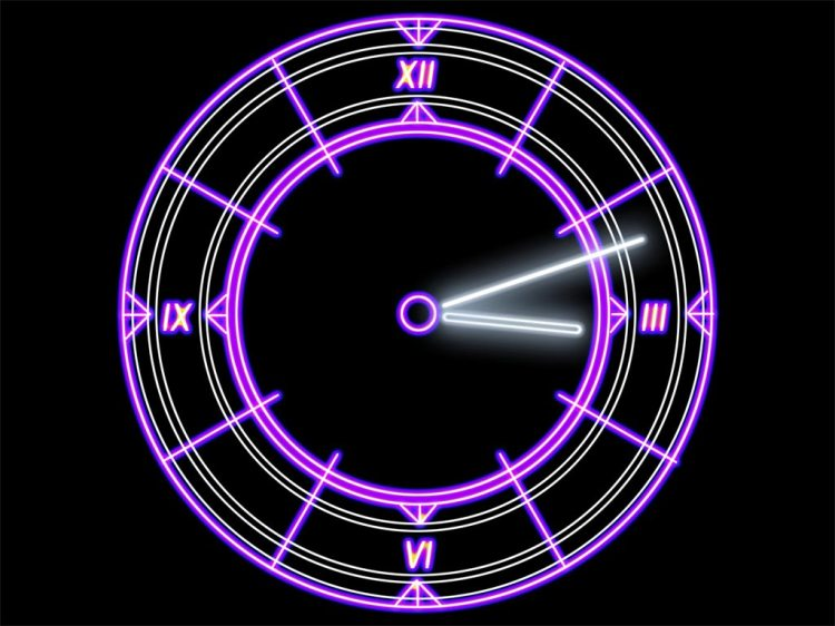 luminescent-clock